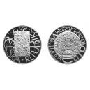 200 Kč 2001 EURO PROOF
