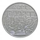 200 Kč 2010 Zeman PROOF