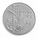 200 Kč 2011 Pražská konzervatoř PROOF