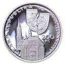 200 Kč 2011 Vok z Rožmberka PROOF