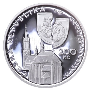 200 Kč 2011     Petr Vok PROOF