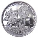200 Kč 2012 Rudolf II. PROOF