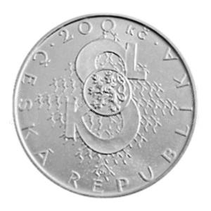 200 Kč 2012 Sokol PROOF