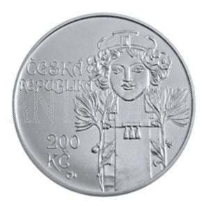 200 Kč 2012 Obecní dům PROOF