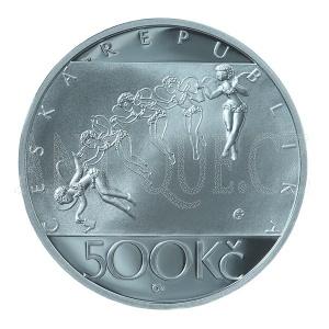 500 Kč 2012 Trnka PROOF