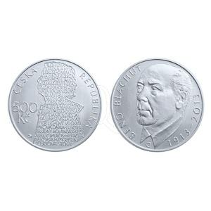 500 Kč 2013 Blachut PROOF