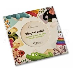 Sada mincí ČR 2012 BK Narození dítěte