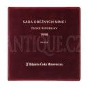 Sada mincí ČR 1998 PROOF