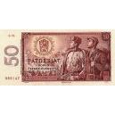 ČSSR 50 Kčs 1961 Bankovka