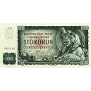 ČSSR 100 Kčs 1961 Bankovka