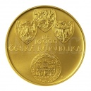 10000 Kč 2012 BK - Zlatá bula sicilská