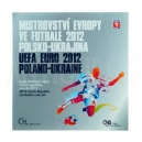 Sada mincí ČR 2012 BJ Fotbal