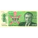 ČSSR 100 Kčs 1989 Bankovka