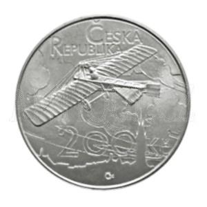 200 Kč 2011   Kašpar BK