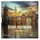 Sada mincí ČR 2015 BJ Česká Republika