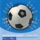 Sada mincí ČR 2004 BJ ME Fotbal
