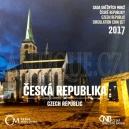 Sada mincí ČR 2017 BJ Česká Republika