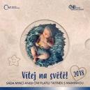 Sada mincí ČR 2018 BK Narození dítěte - REZERVACE