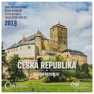 Sada mincí ČR 2019 BJ Česká republika