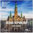 Sada mincí ČR 2020 BJ Česká republika REZERVACE