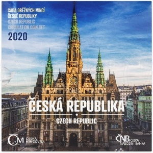 Sada mincí ČR 2020 BJ Česká republika