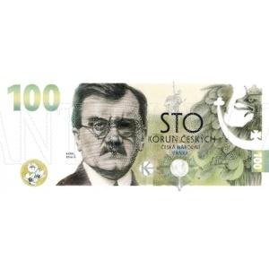 Pamětní bankovka Karel Engliš 2022 REZERVACE