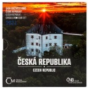 Sada mincí ČR 2021 BJ Česká republika REZERVACE