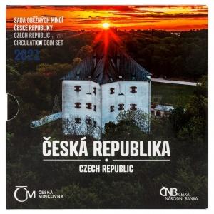 Sada mincí ČR 2021 BJ Česká republika