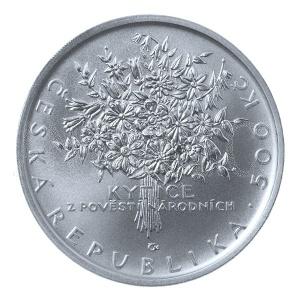 500 Kč 2011 Erben BK