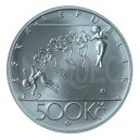 500 Kč 2012 Trnka BK
